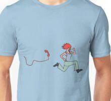 Running Two Unisex T-Shirt