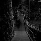 Ghostly Brisbane by CezB