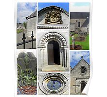 Abercorn Parish Church  Poster