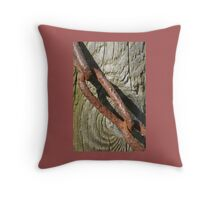 The Link Throw Pillow