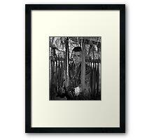 Chor Chong Framed Print