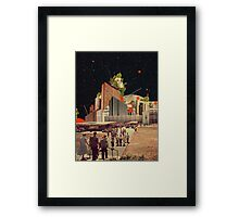 Software Road Framed Print