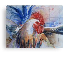 Morning Clutch Canvas Print