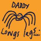 Daddy Long Legs by PlanBee