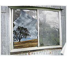 Picture window Poster