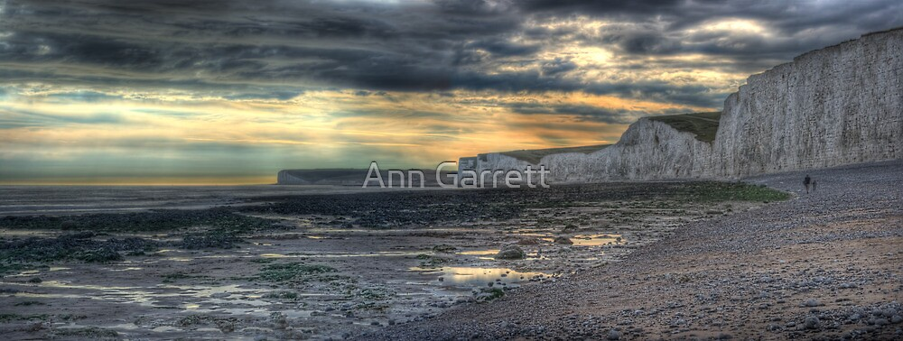 Seven Sisters - HDR Panorama by Ann Garrett