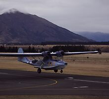 PBY Touchdown by Gildarossi