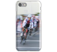 One Lap to Go... iPhone Case/Skin