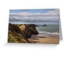 Worms Head Greeting Card