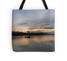 Evening Calm ,Burtonport Harbour, Donegal,Ireland Tote Bag