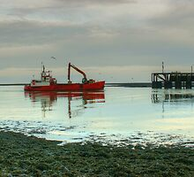 The Dredger by VoluntaryRanger