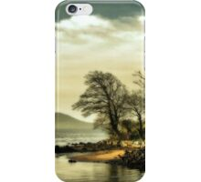 Where the river meets the sea iPhone Case/Skin
