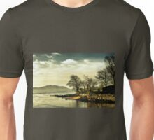 Where the river meets the sea Unisex T-Shirt