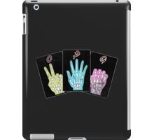 KAIJI - Restricted Rock Paper Scissors iPad Case/Skin