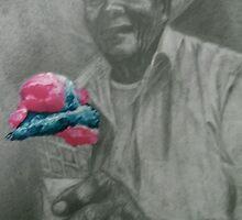 Strawberry Blues by Macdara Burke