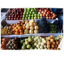 fruity selection Poster