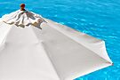 I'll Be Waiting Poolside, Under The Umbrella... by Ainsley Kellar Creations