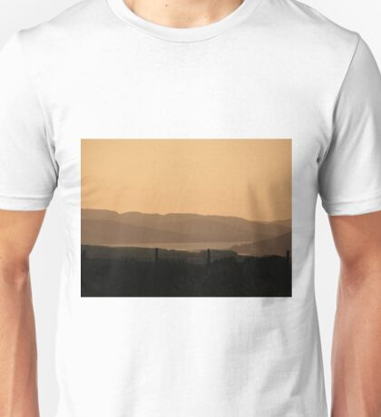 Mellow Evening over Donegal Ireland Unisex T-Shirt