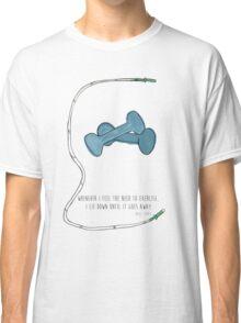 Anti-Exercise Classic T-Shirt