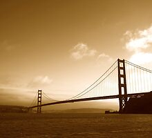Golden Gate by FreshZebra