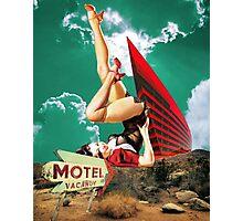 No tell motel Photographic Print
