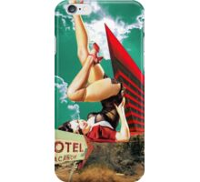 No tell motel iPhone Case/Skin