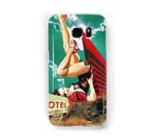 No tell motel Samsung Galaxy Case/Skin