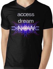 access dream now Mens V-Neck T-Shirt