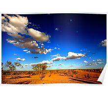 Queensland Sky Poster