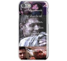 A Hunter and an Angel iPhone Case/Skin