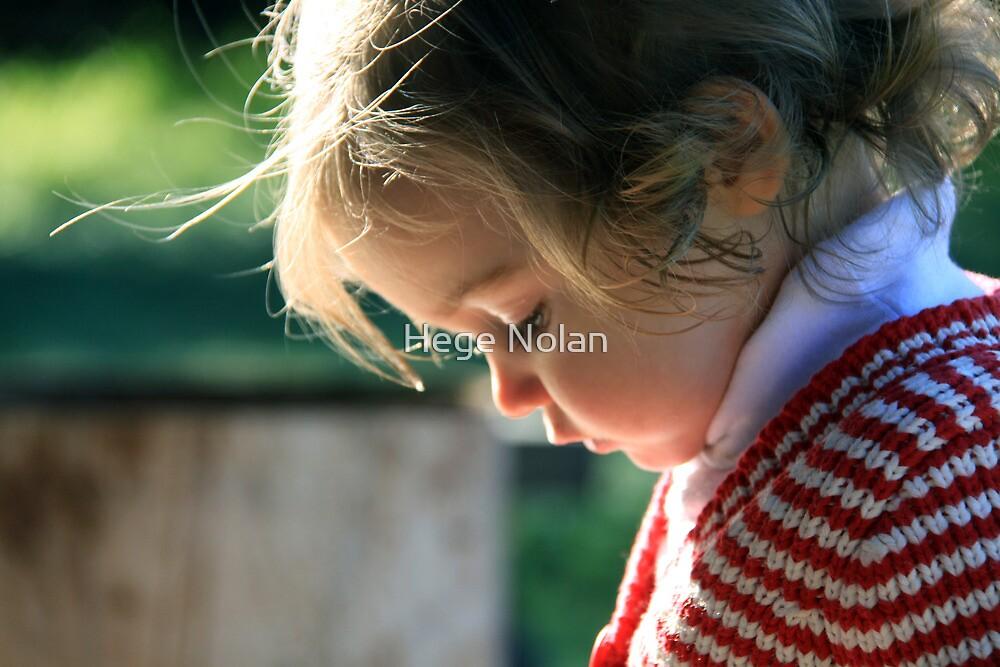 Maddie by Hege Nolan