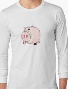 Pork Chops! Long Sleeve T-Shirt