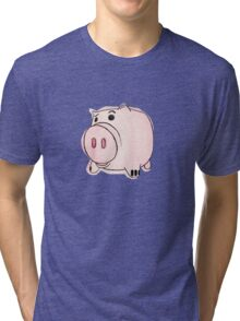 Pork Chops! Tri-blend T-Shirt