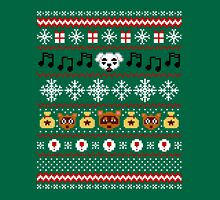Animal Town Christmas Sweater + Card 2 Unisex T-Shirt