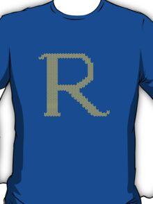 R's Christmas Sweater T-Shirt