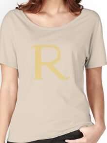 R's Christmas Sweater Women's Relaxed Fit T-Shirt