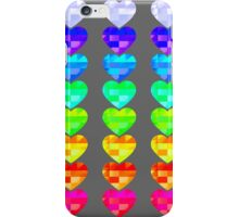 Jeweled Rainbow iPhone Case/Skin