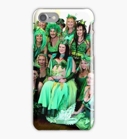 MardiGrass Ganja Faeries iPhone Case/Skin