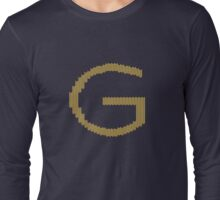G's Christmas Sweater  Long Sleeve T-Shirt