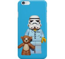Sleepy Trooper iPhone Case/Skin