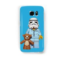 Sleepy Trooper Samsung Galaxy Case/Skin