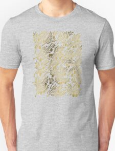 Gold Olive Branches T-Shirt