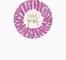 Treat Yo Self – Pink T-Shirt