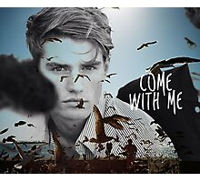 Come with me Photographic Print