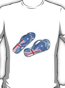 Aussie Feet T-Shirt