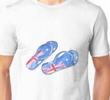 Aussie Feet Unisex T-Shirt