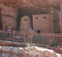 Cliff Dwellings, Manitou Springs, CO by jweise