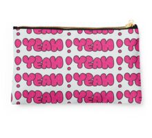 YEAH ! Typography Studio Pouch