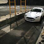 Aston Martin V8 Vantage Coal Mine by Pavle