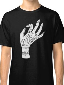 Palm Reading Classic T-Shirt